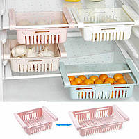 Органайзер на холодильник strechable hanging storage rack, фото 1