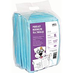 Гигиенические пеленки для животных XL Kobitz 1 упаковка 20 шт.