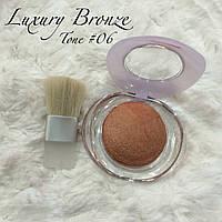 Запечённые румяна Pupa Тон N6, Luxury Bronze