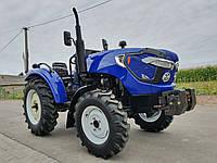 Трактор ORION RD-244 DHXL, самая богатая комплектация! Широкие шины! Бесплатная доставка. ОРИОН 244, фото 1