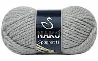 Nako Spaghetti - 195 светло серый