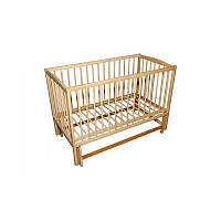 """Кровать детская """"Антошка"""" 120x60 Бук ТМ Мопан (другие размеры,цвета и модификации в описании)"""