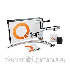 Смеситель для раковины с выдвижным изливом Q-tap Inspai CRM 011F, фото 3