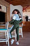 Спортивный костюм женский Турецкая двунитка Размер 48-50 52-54 Разные цвета, фото 8