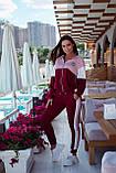 Спортивный костюм женский Турецкая двунитка Размер 48-50 52-54 Разные цвета, фото 5