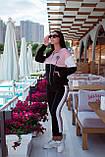 Спортивный костюм женский Турецкая двунитка Размер 48-50 52-54 Разные цвета, фото 10
