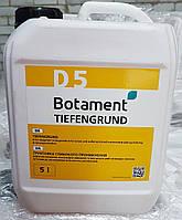 Грунтовка BOTAMENT D5 глубокопроникающая 5л