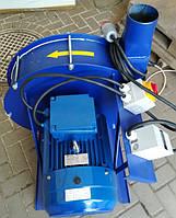 Зернодробилка молотковая дробилка ДКУ подрібнювач зерна 22 кВт