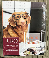 Фотоальбом 10х15 на 96 фото, листи полипропилен, картона обложка 6 кольорів PP-4696