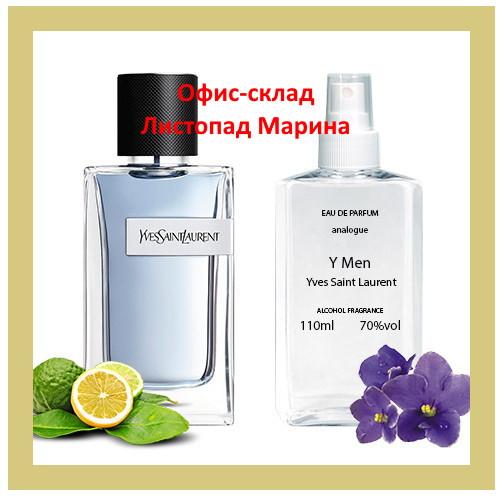 Yves Saint Laurent Y Men для мужчин Analogue Parfume 110 мл