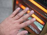 Обогреватель инфракрасный Maltec QH3500WT напольный до 20 кв. м., фото 8