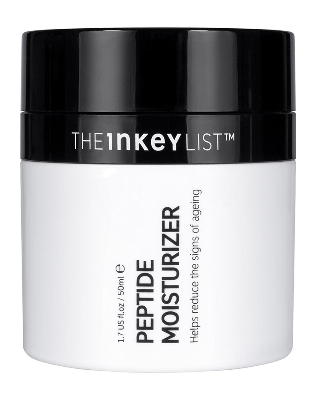 Увлажняющий крем для лица с пептидами The Inkey List Peptide Moisturizer 50 мл
