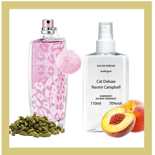Naomi Campbell Cat De Luxe для жінок, Analogue Parfume 110 мл