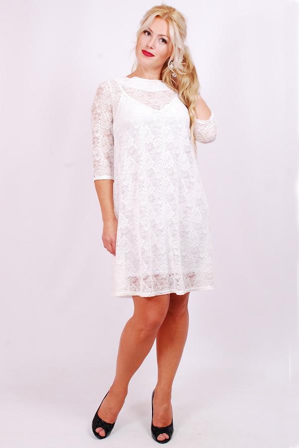 Женское платье  (46-60) 8075.3