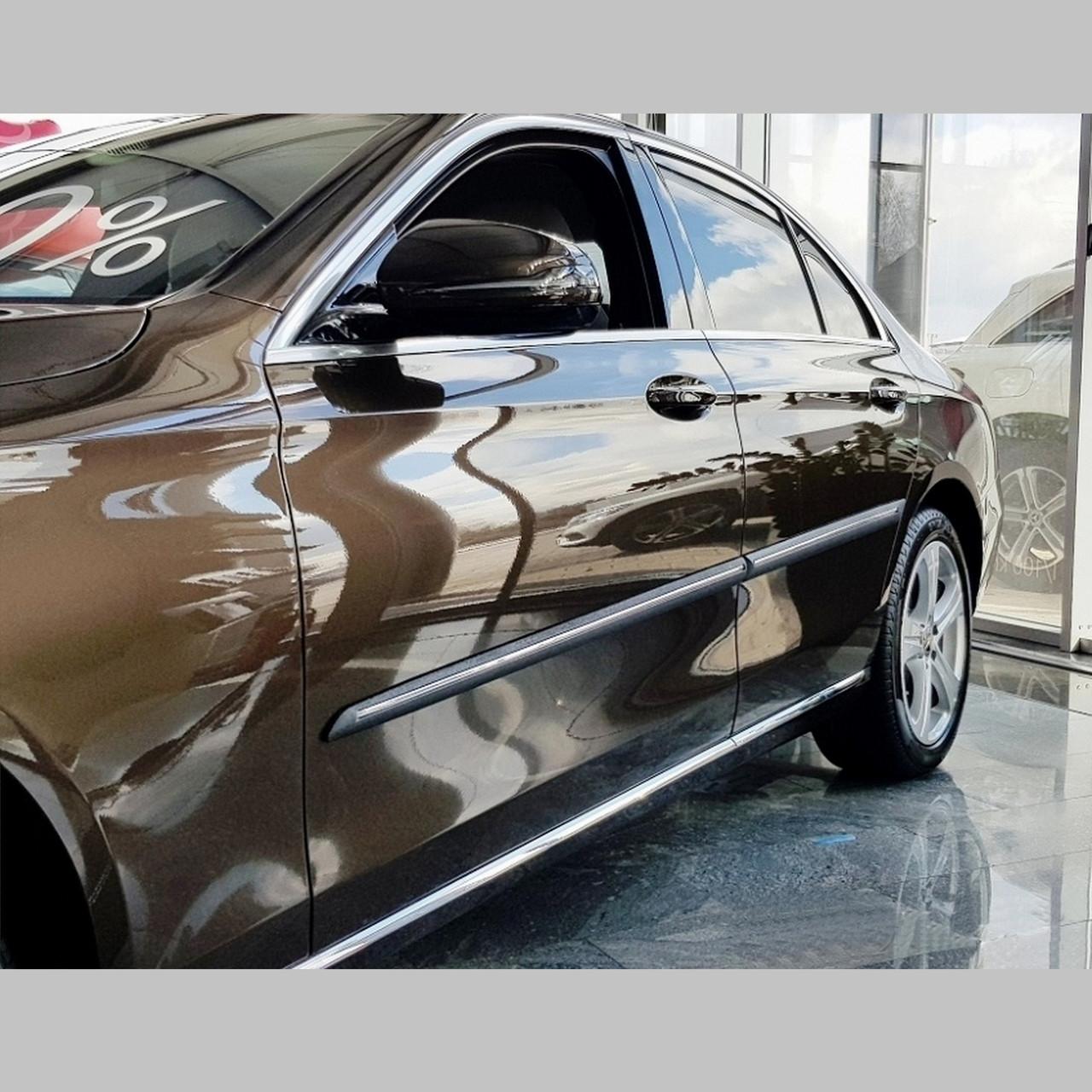 Молдинги на двері для Mercedes-Benz E-class W213 2016+