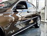 Молдинги на двері для Mercedes-Benz E-class W213 2016+, фото 2