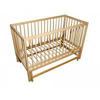 """Кровать детская """"Малютка"""" Бук ТМ Мопан (другие размеры,цвета и модификации в описании)"""