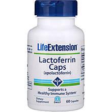 "Лактоферрин Life Extension ""Lactoferrin Caps"" 300 мг (60 капсул)"