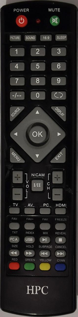 Пульт для телевизора HPC  LHE2629