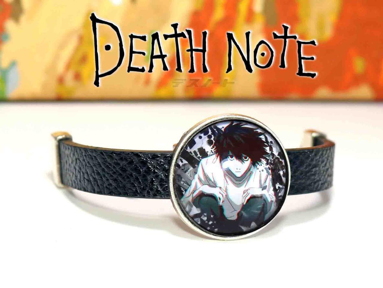 Браслет L Тетрадь смерти / Death Note