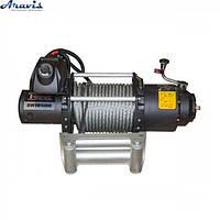 Лебідка автомобільна електрична T-Max Fire Work series FEW-18500 12 В электролебедка