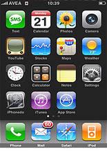 Вафельная картинка Телефоны и планшеты 5