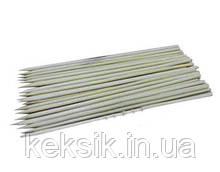 Дерев'яні палички товсті 40 см*50 шт