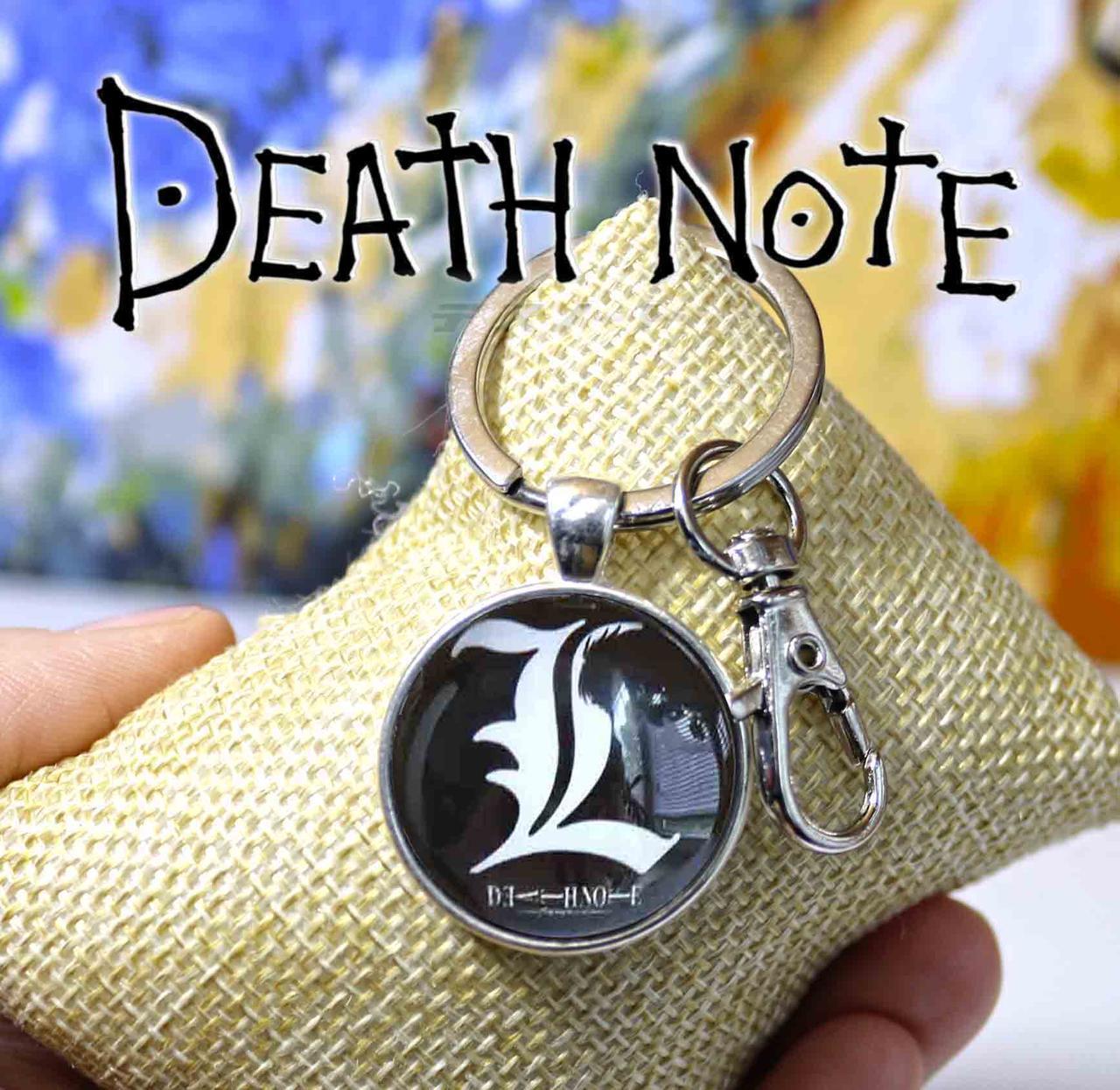 Брелок Тетрадь смерти Death note L (Эл)
