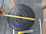 Гантели наборные для тренировок 2 по 21 кг Набор гантелей разборные  штанги и диски, фото 6