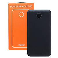 Портативное зарядное устройство Remax Energy Eye RPP-37 10000mAh Black 200111, КОД: 1379440