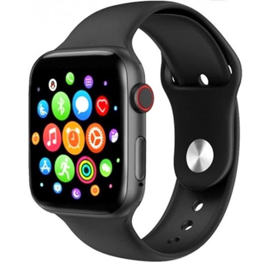 Смарт часы T500 Black в стиле Apple Watch (Smart Watch) Умные часы Фитнес браслет Фитнес трекер