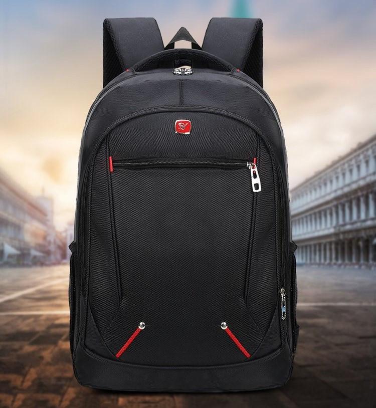 Городской рюкзак школьный рюкзак стильный вместительный женский мужской детский