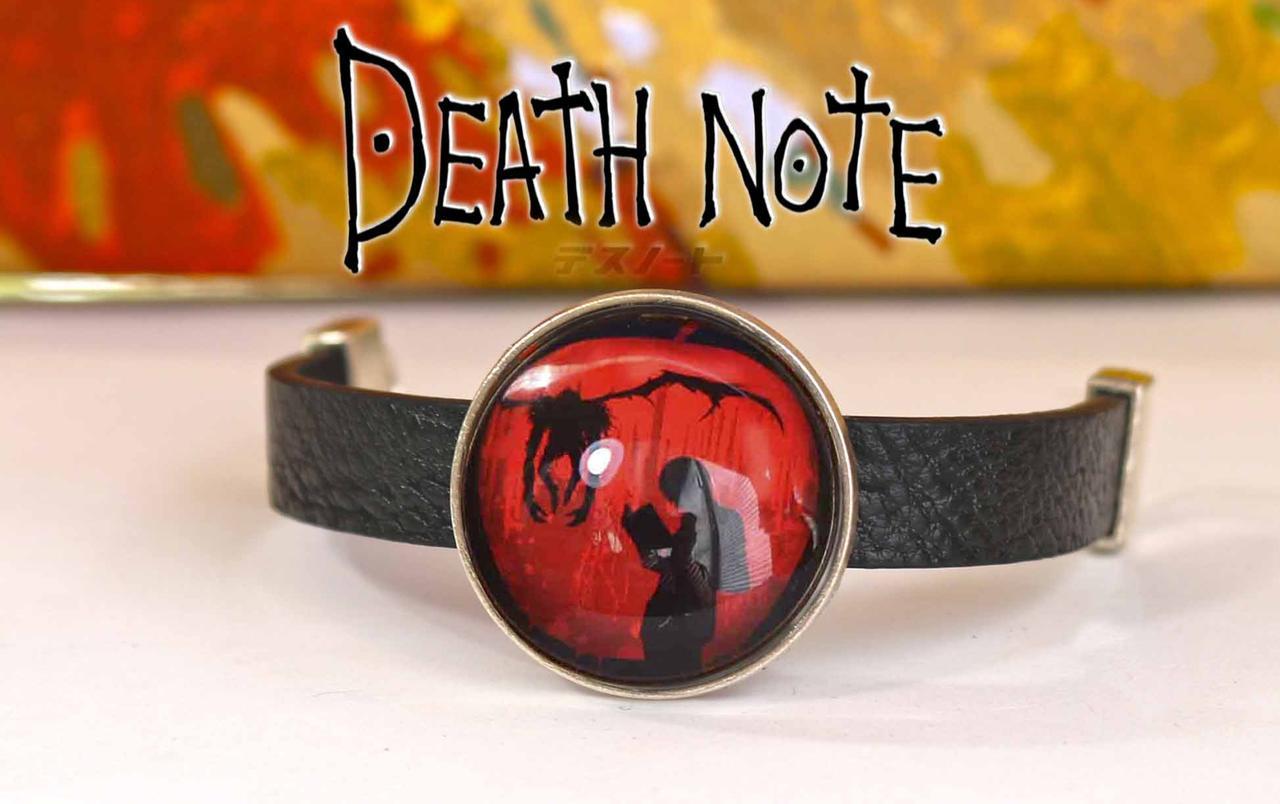 Браслет Лайт и Рюк Тетрадь смерти / Death Note