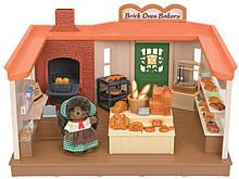 Sylvanian Families Calico Critters Пекарня ежихи 5244 Brick Oven Bakery