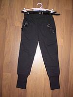 Детская одежда оптом Детские брюки школьные для девочек оптом р.134-158см, фото 1