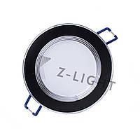 Светильник светодиодный 5W 4500K круглый Z-Light ZL2006B