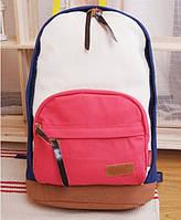 Молодежный рюкзак городской Стильный Вместительный женский рюкзак детский