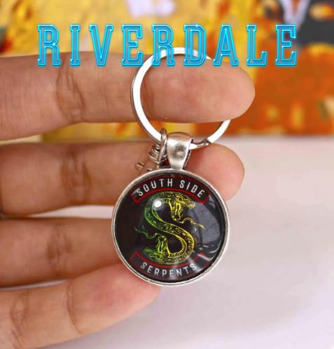 Брелок Южные Змеи Ривердэйл Riverdale Sounthside Serpents
