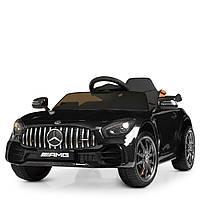 Електромобіль дитячий Mercedes-AMG (M 4181EBLRS-2)   Фарбований корпус, 2 мотора 25W, колеса EVA, MP3, USB