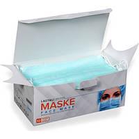 Маски медицинские защитные, маска лицевая защитная (50 шт.)