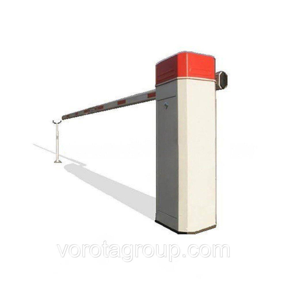 Автоматичний шлагбаум Gant 306 з телескопічною стрілою від 3,7 до 6 метрів