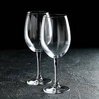 """Набор бокалов для красного вина 630 мл """"Classique 440153"""" 2 шт., фото 1"""
