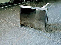 Каретка для кладки газоблока ТЕХНО инструмент 350 мм (зуб 10x10мм)