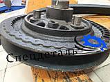 Шків 54-2-120 варіатора барабана СК-5 комбайна Нива малий, фото 4