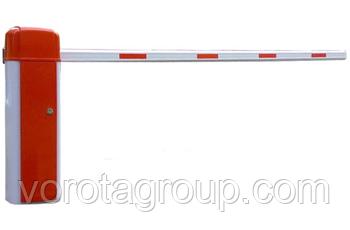 Автоматичний шлагбаум Gant 806 з телескопічною стрілою від 3,7 до 6 метрів