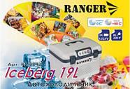 Автохолодильник Ranger Iceberg 19L Автомобильный холодильник, фото 10
