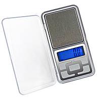 Карманные ювелирные электронные весы Domotec 1728A 0,1-500 гр