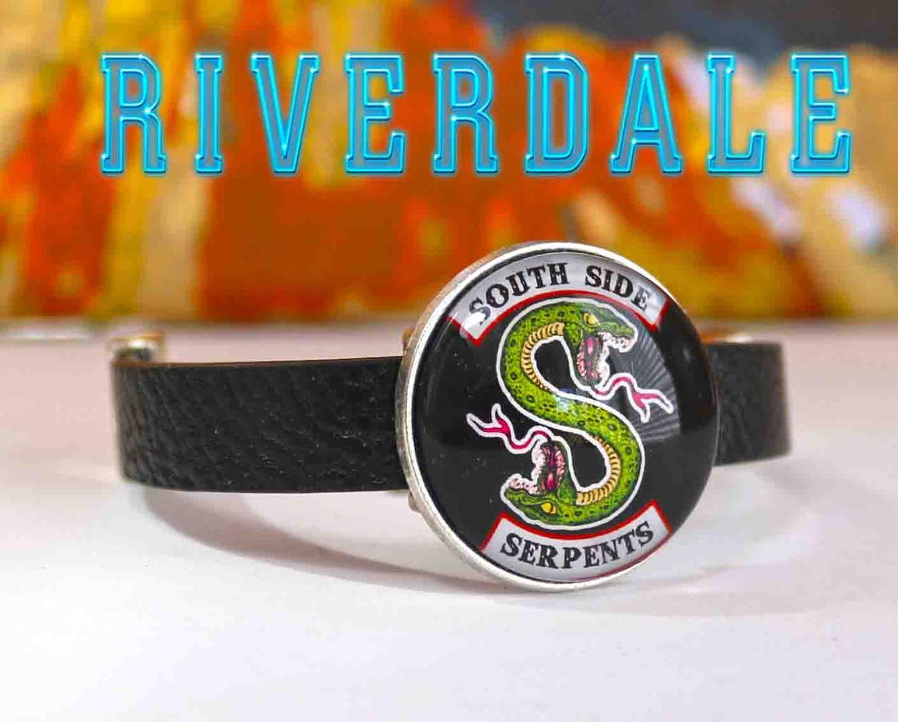 Браслет Ривердэйл / Riverdale Южные змеи