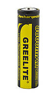 Аккумулятор Li-ion Greelite 4.2V 18650 8800 mah Black Greelite (4454)
