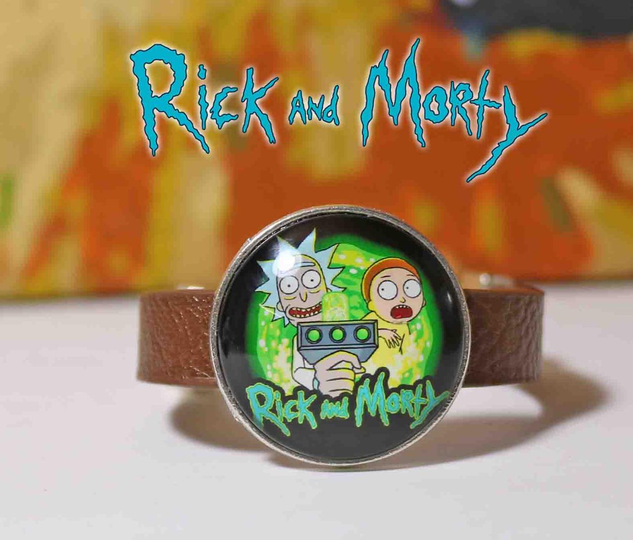 Браслет Rick and Morty Рик и Морти / Rick and Morty